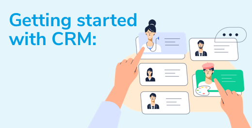 Talentry Free Ebook Getting Started with CRM
