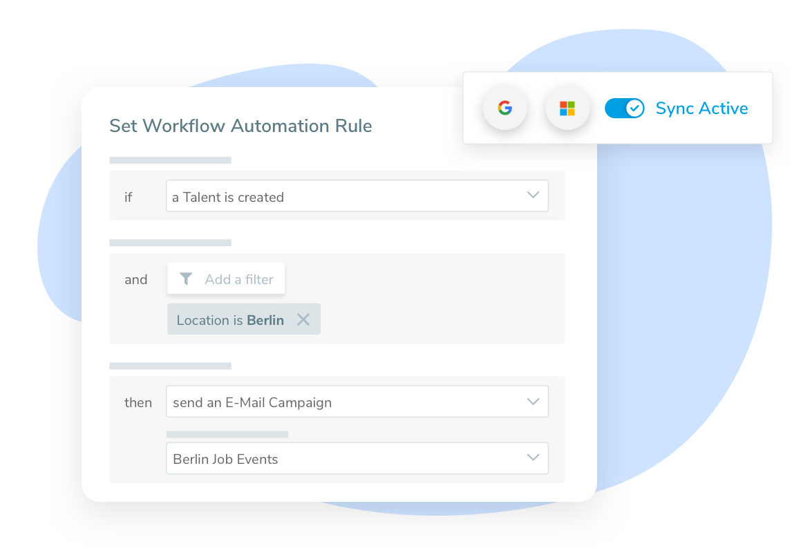 Talentry Recruitment CRM: Workflow Automation