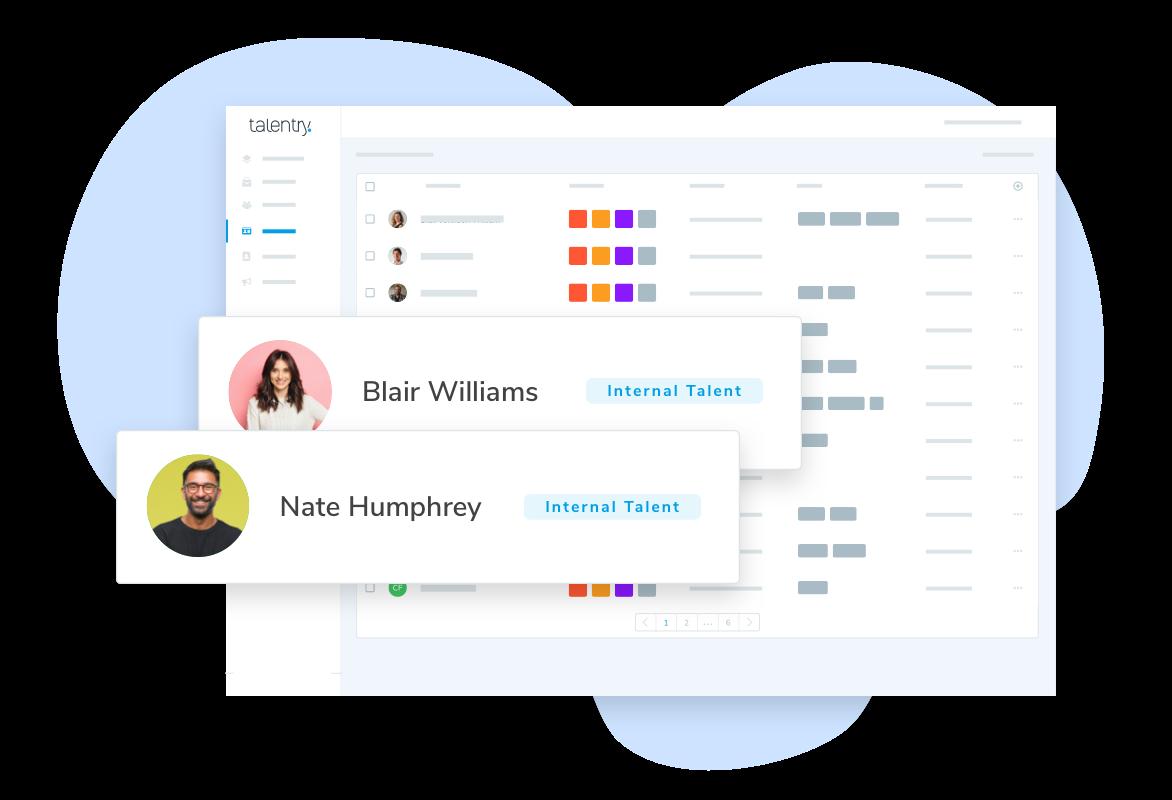 Talentry Internal Mobility Software: Internal Job Board