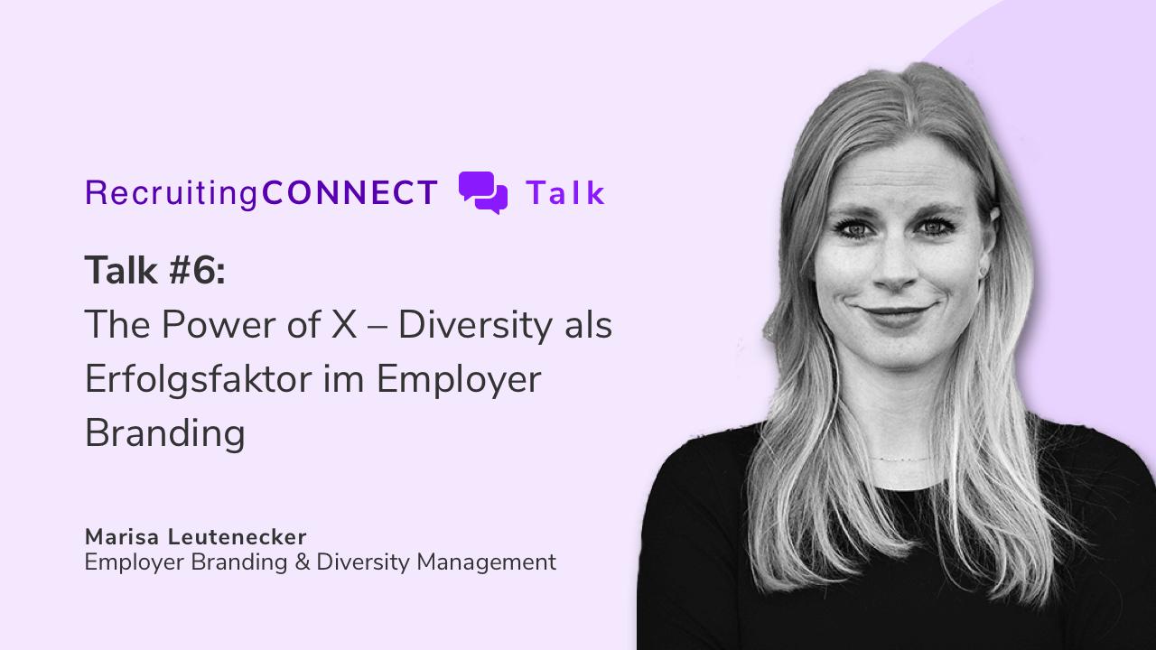 Talentry Webinar with Marisa Leutenecker, Employer Branding Diversity Management