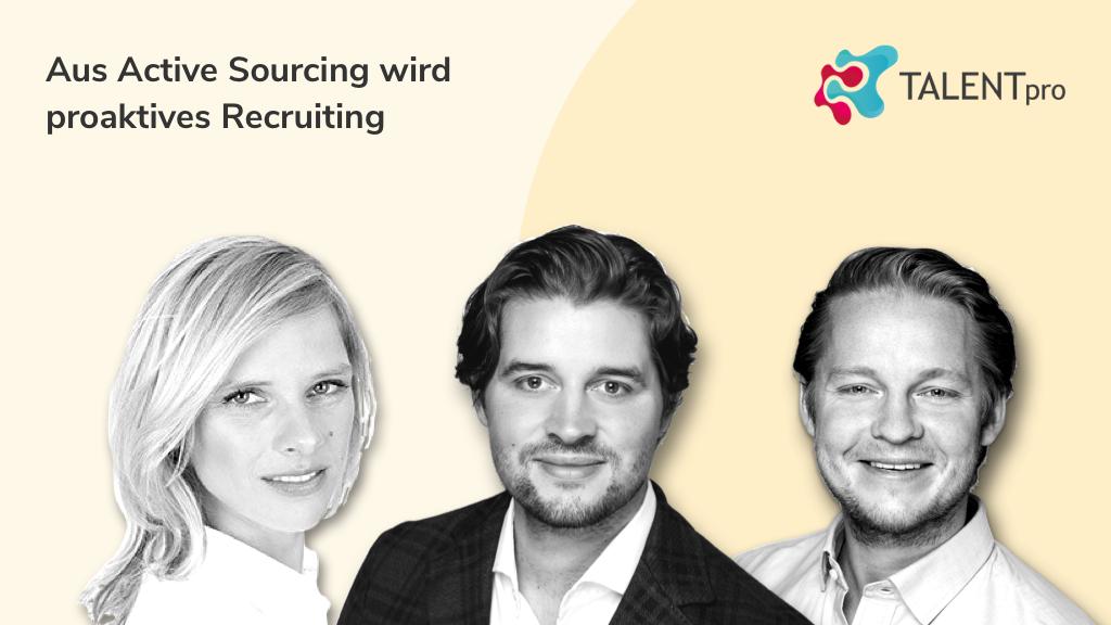 Talentry Partner Webinar with Mercer | Promerit: Aus Active Sourcing wird proaktives Recruiting
