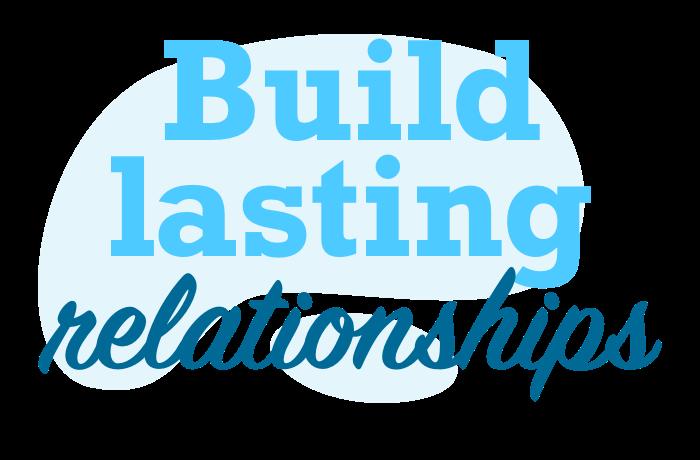 Talentry Value Build Lasting Relationships